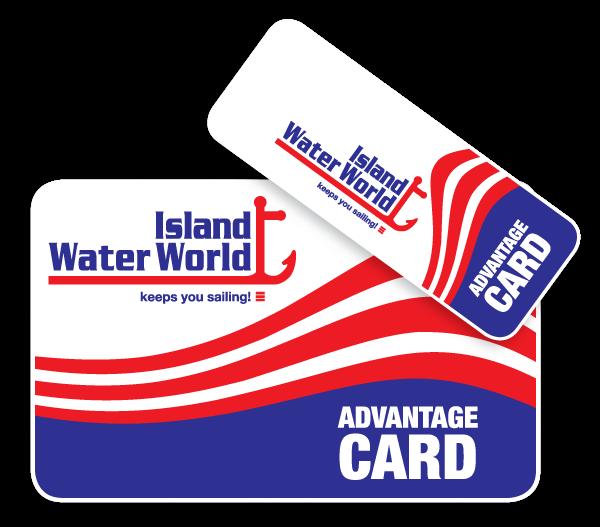 Island Water World Advantage Card